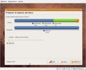 Instalar ubuntu sin perder los datos